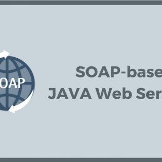 soap webservices JAVA JAX-WS