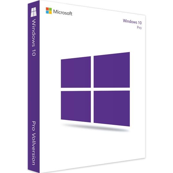 Windows 10 Pro Clave de activación de 32 y 64 bits - Entrega a través del centro de mensajes de Amazon 60 minutos como máximo - Activación por el sitio oficial - Instruciones con el vendor G-MOTIONS