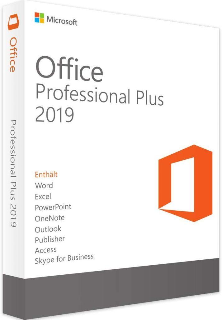 Microsoft Office Professional PLUS 2019 - Digital Download - Digital Licence